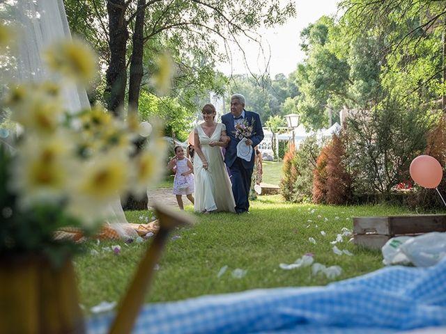 La boda de Daniel y Sandra en Navaluenga, Ávila 44