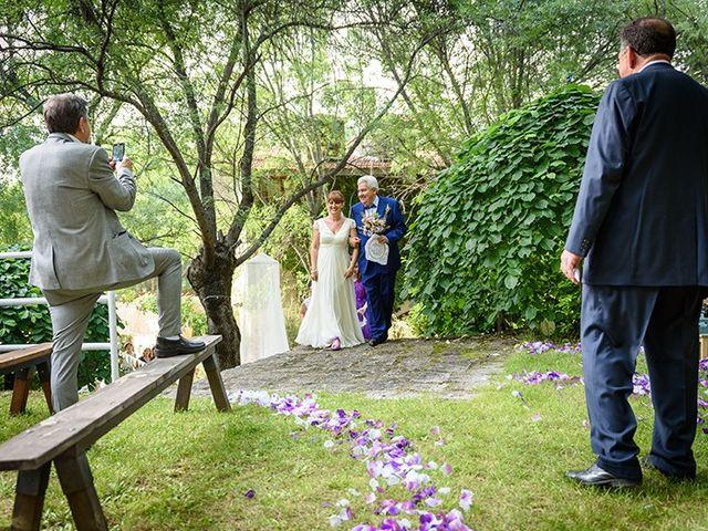 La boda de Daniel y Sandra en Navaluenga, Ávila 45