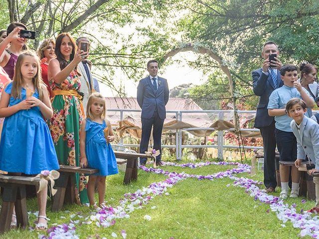La boda de Daniel y Sandra en Navaluenga, Ávila 47