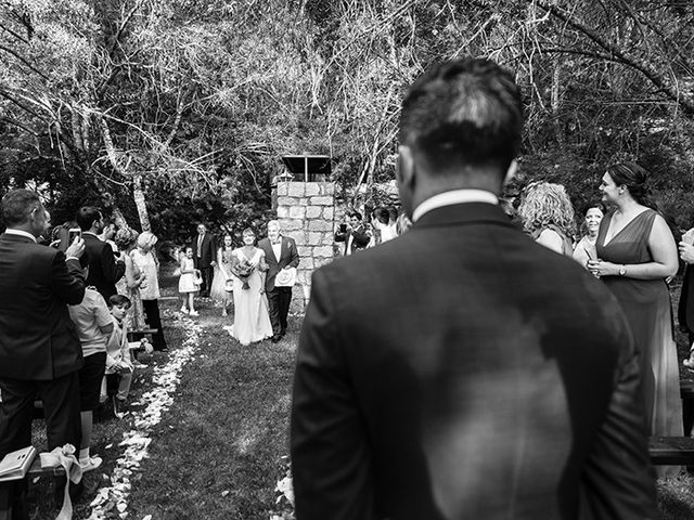 La boda de Daniel y Sandra en Navaluenga, Ávila 48