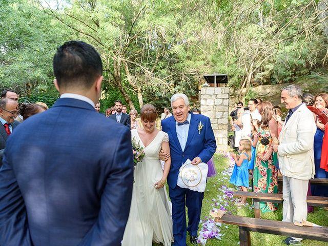 La boda de Daniel y Sandra en Navaluenga, Ávila 49