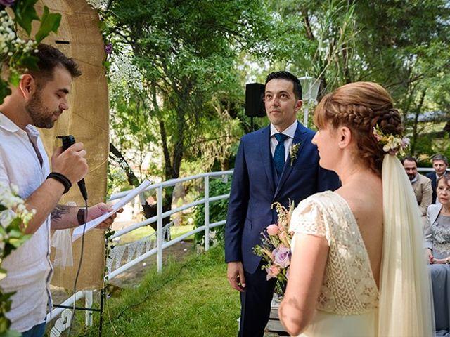 La boda de Daniel y Sandra en Navaluenga, Ávila 50