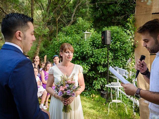 La boda de Daniel y Sandra en Navaluenga, Ávila 51