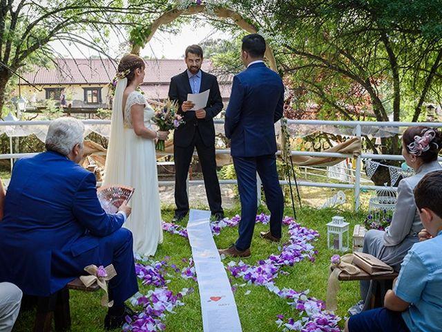 La boda de Daniel y Sandra en Navaluenga, Ávila 52