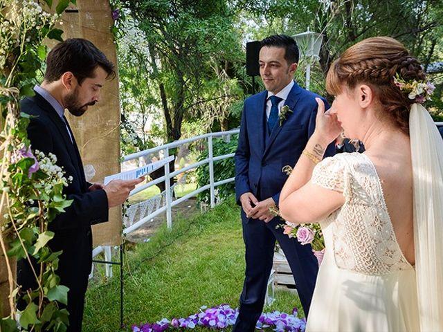 La boda de Daniel y Sandra en Navaluenga, Ávila 53