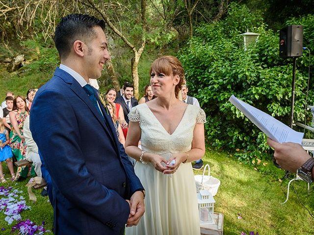 La boda de Daniel y Sandra en Navaluenga, Ávila 54