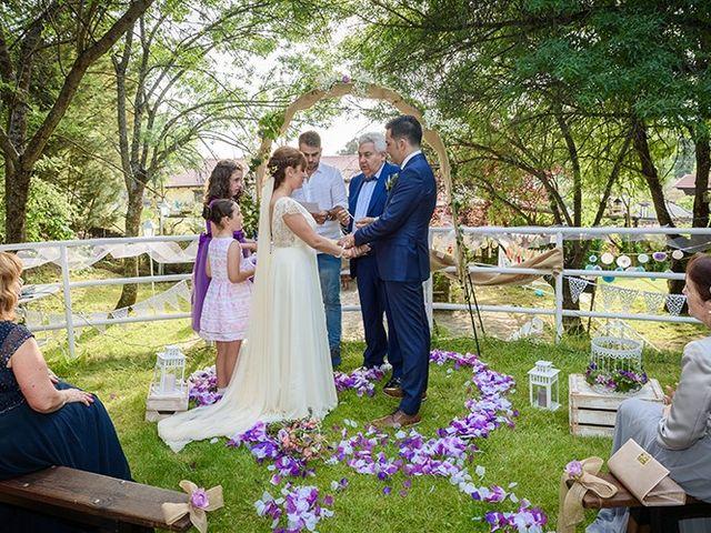 La boda de Daniel y Sandra en Navaluenga, Ávila 56