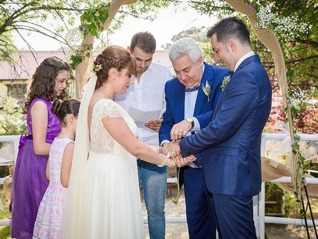 La boda de Daniel y Sandra en Navaluenga, Ávila 57