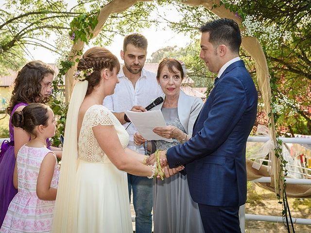 La boda de Daniel y Sandra en Navaluenga, Ávila 58