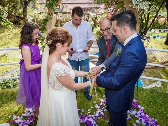 La boda de Daniel y Sandra en Navaluenga, Ávila 60