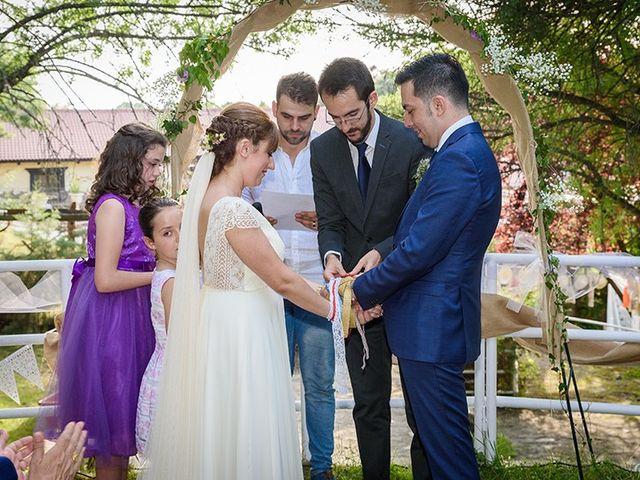 La boda de Daniel y Sandra en Navaluenga, Ávila 62