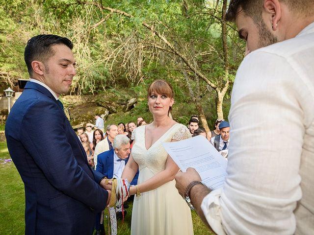 La boda de Daniel y Sandra en Navaluenga, Ávila 63