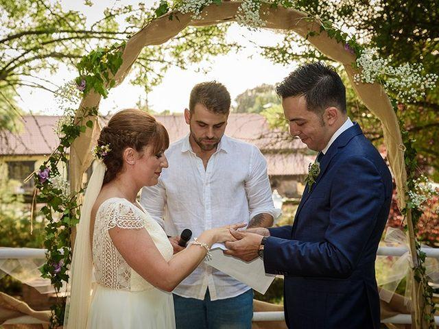 La boda de Daniel y Sandra en Navaluenga, Ávila 66