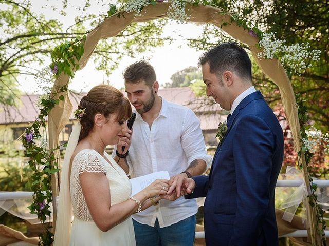 La boda de Daniel y Sandra en Navaluenga, Ávila 68
