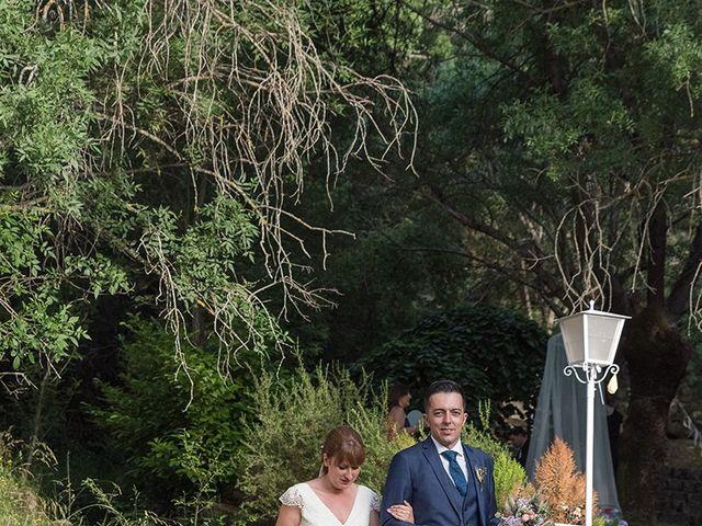 La boda de Daniel y Sandra en Navaluenga, Ávila 75
