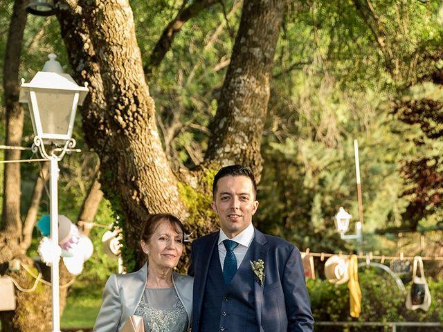 La boda de Daniel y Sandra en Navaluenga, Ávila 80