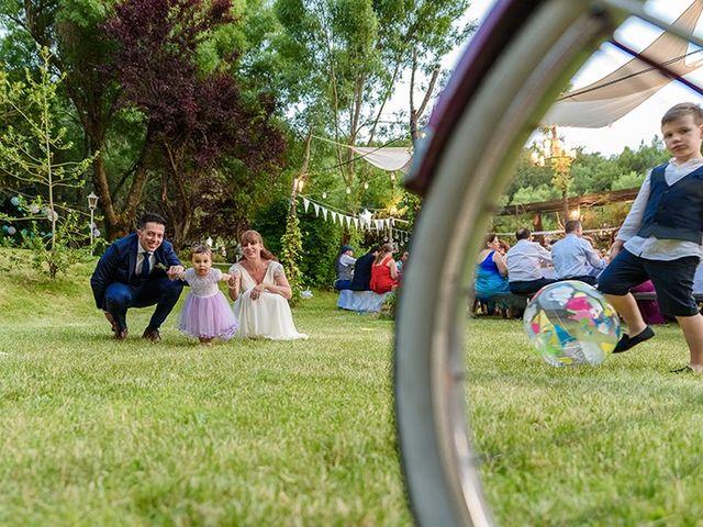La boda de Daniel y Sandra en Navaluenga, Ávila 88