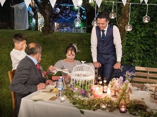 La boda de Daniel y Sandra en Navaluenga, Ávila 94