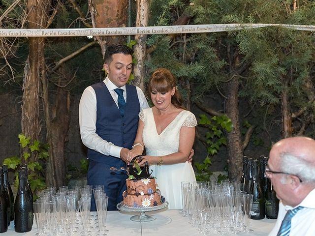 La boda de Daniel y Sandra en Navaluenga, Ávila 96