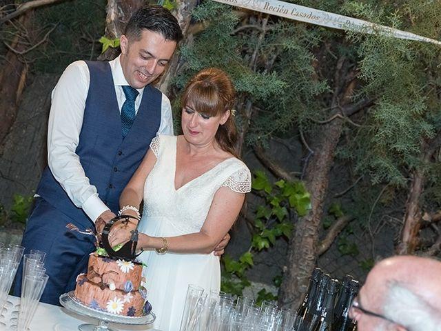 La boda de Daniel y Sandra en Navaluenga, Ávila 97