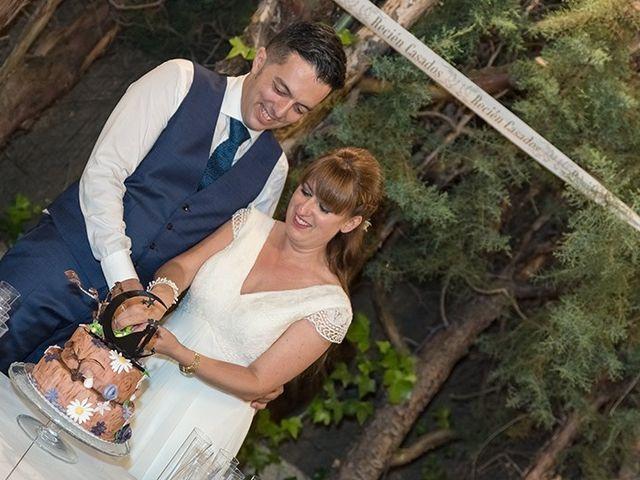 La boda de Daniel y Sandra en Navaluenga, Ávila 98