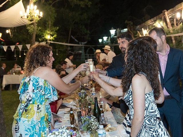 La boda de Daniel y Sandra en Navaluenga, Ávila 100