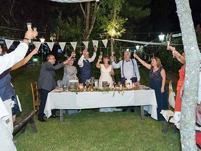 La boda de Daniel y Sandra en Navaluenga, Ávila 101