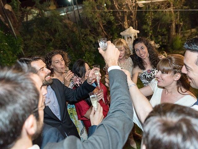 La boda de Daniel y Sandra en Navaluenga, Ávila 104