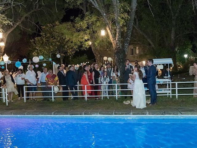La boda de Daniel y Sandra en Navaluenga, Ávila 106