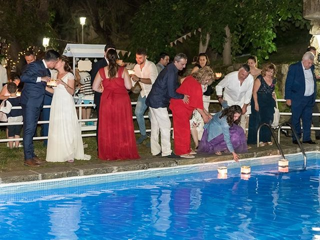La boda de Daniel y Sandra en Navaluenga, Ávila 107