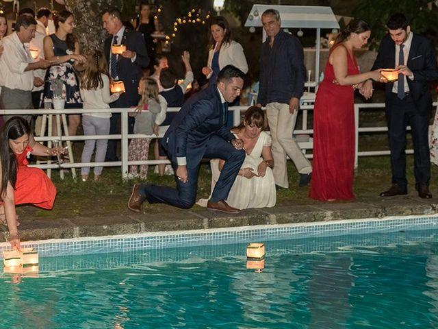 La boda de Daniel y Sandra en Navaluenga, Ávila 109