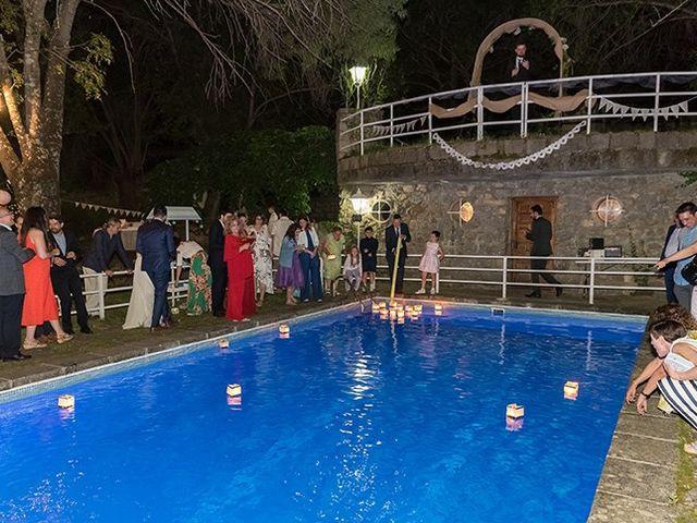 La boda de Daniel y Sandra en Navaluenga, Ávila 111