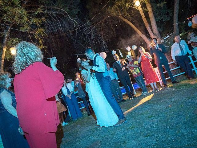 La boda de Daniel y Sandra en Navaluenga, Ávila 112
