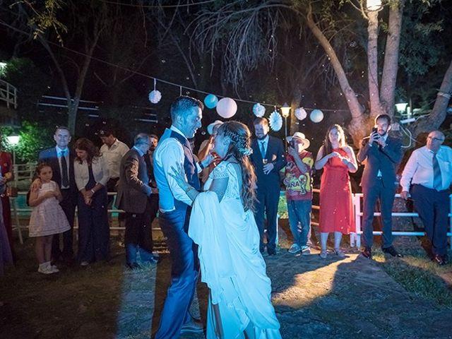 La boda de Daniel y Sandra en Navaluenga, Ávila 113