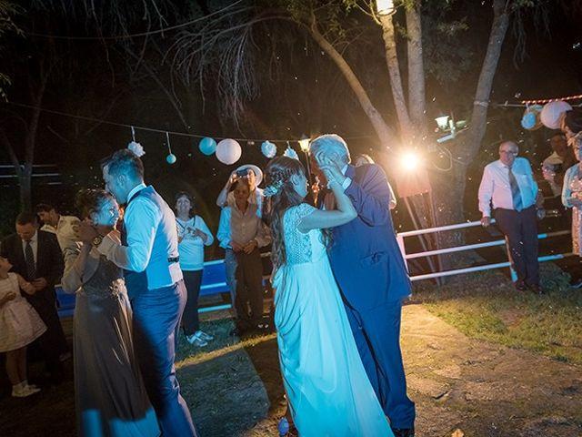 La boda de Daniel y Sandra en Navaluenga, Ávila 114