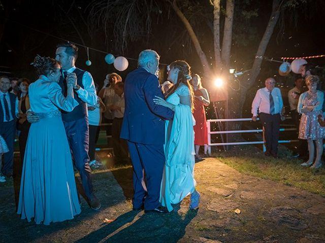 La boda de Daniel y Sandra en Navaluenga, Ávila 115