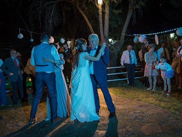 La boda de Daniel y Sandra en Navaluenga, Ávila 116