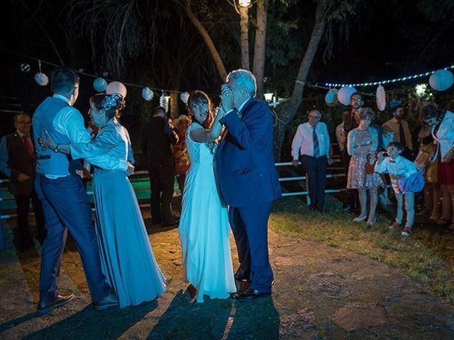 La boda de Daniel y Sandra en Navaluenga, Ávila 117