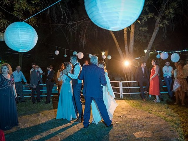 La boda de Daniel y Sandra en Navaluenga, Ávila 118