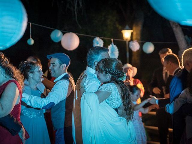 La boda de Daniel y Sandra en Navaluenga, Ávila 119