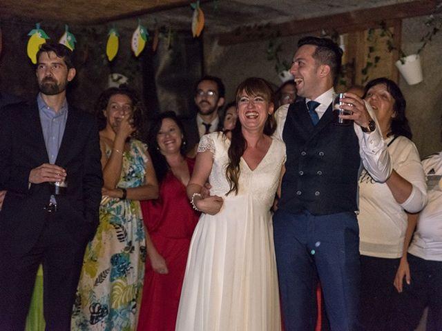 La boda de Daniel y Sandra en Navaluenga, Ávila 121