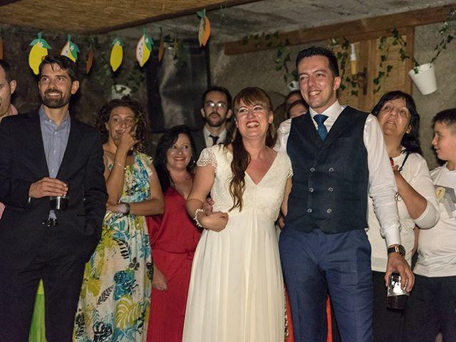 La boda de Daniel y Sandra en Navaluenga, Ávila 122