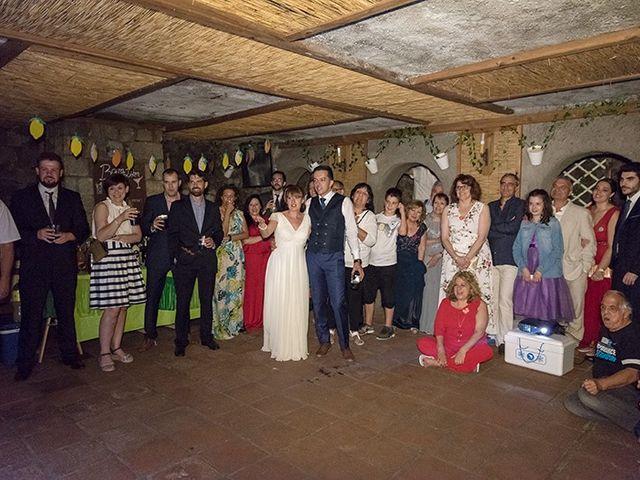 La boda de Daniel y Sandra en Navaluenga, Ávila 123