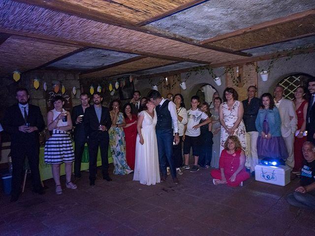La boda de Daniel y Sandra en Navaluenga, Ávila 124