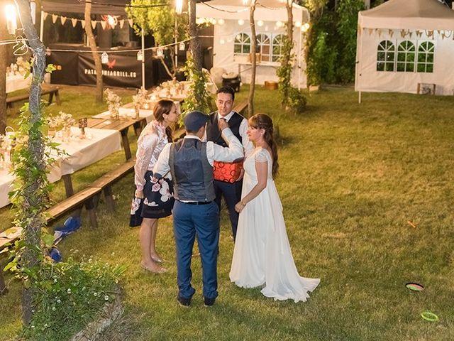 La boda de Daniel y Sandra en Navaluenga, Ávila 125