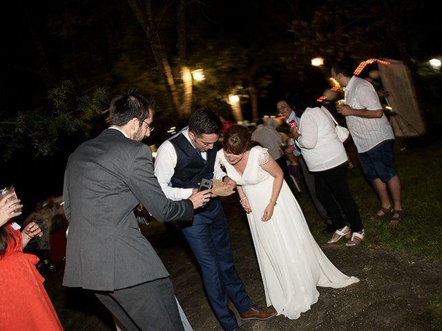 La boda de Daniel y Sandra en Navaluenga, Ávila 128