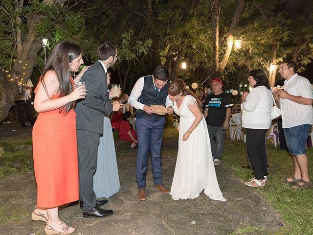 La boda de Daniel y Sandra en Navaluenga, Ávila 129