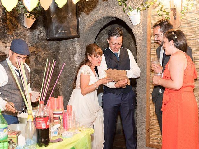 La boda de Daniel y Sandra en Navaluenga, Ávila 130