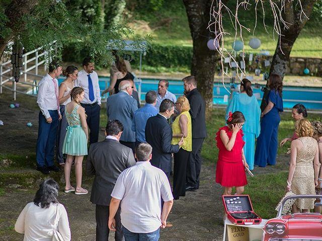 La boda de Daniel y Sandra en Navaluenga, Ávila 144
