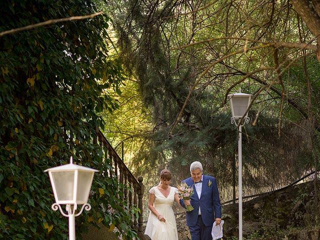 La boda de Daniel y Sandra en Navaluenga, Ávila 148